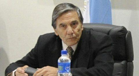 señor juez. Julio Kesuani