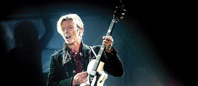 Un mito en escena. Bowie hizo su última gira en 2004