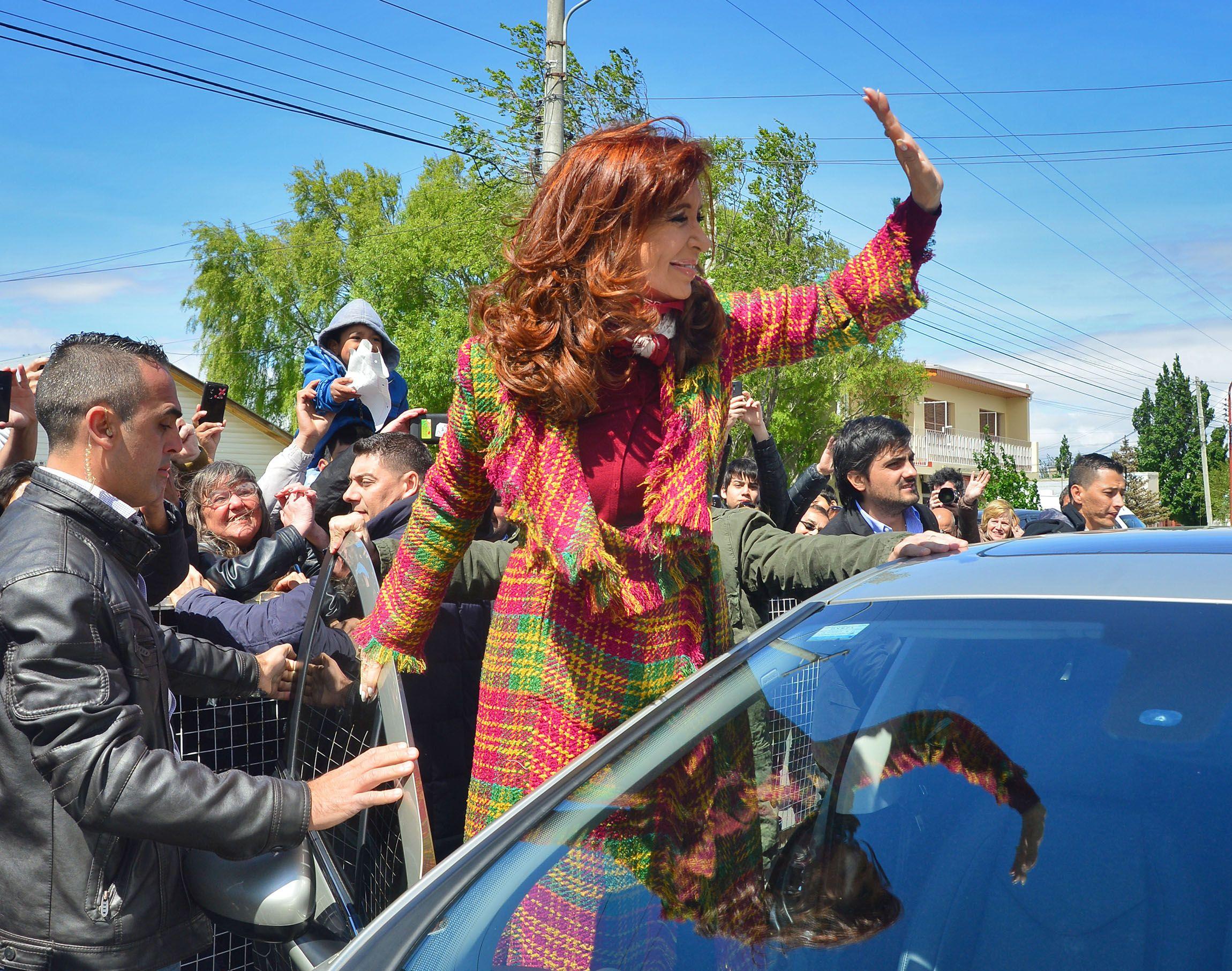 """Cristina: """"Soy una militante"""