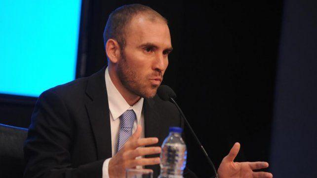 La cita. El ministro Guzmán expondrá en Diputados sobre.la deuda.