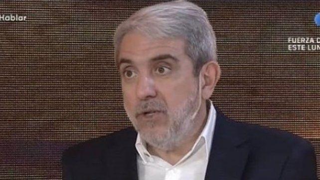 El exjefe de Gabinete Aníbal Fernández hizo una encendida defensa de la vicepresidenta Cristina Fernández de Kirchner.