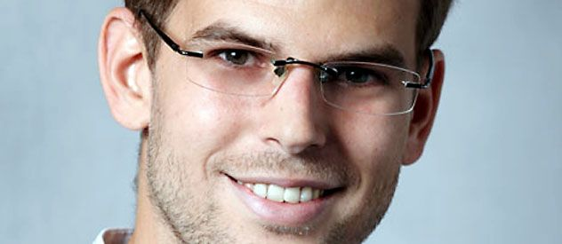 El argentino Guido De Caso es un ingeniero en informática graduado en la Universidad de Buenos Aires.