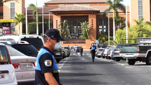 Un argentino en cuarentena en Tenerife, más preocupado por el fútbol que por el coronavirus