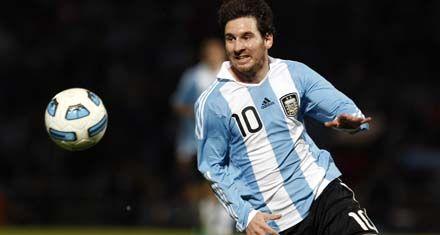 Copa América: Messi, por amor a la camiseta