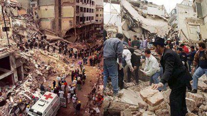 El atentado a la Amia fue perpetrado el 18 de julio de 1994 en Buenos Aires. (Foto: archivo La Capital)