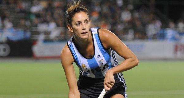 Lucha Aymar: Estoy felíz