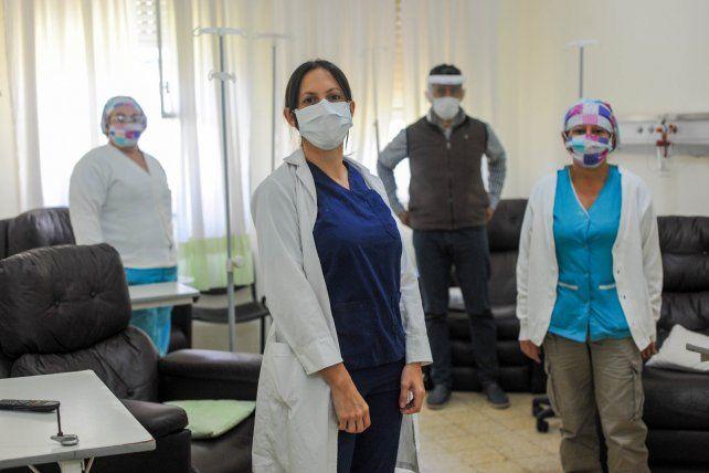 La oncóloga Aneley Traverso dio detalles de cómo trabajan con sus pacientes.