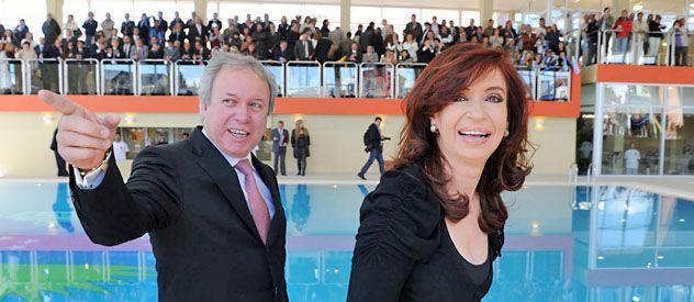 Otros tiempos. Peralta y Cristina antes de la divisoria de aguas.