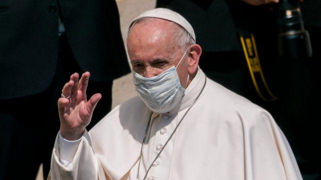 La propiedad privada es un derecho secundario, aseguró el Papa Francisco