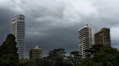 hay alertas por viento y tormentas fuertes para rosario y la region