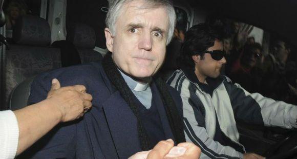 La Justicia pidió la detención inmediata del padre Grassi
