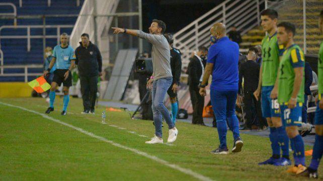 Kily González: Ganamos con un resultado abultado, merecido y hasta corto