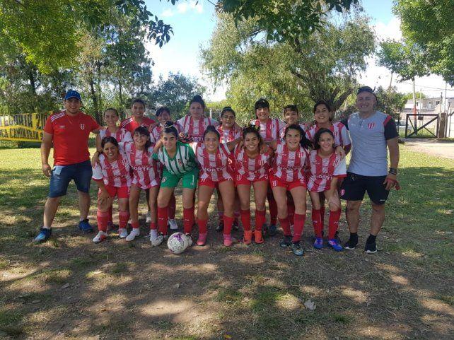 Unión Americana. Las chicas de Junín y Guatemala comenzaron de la mejor manera.