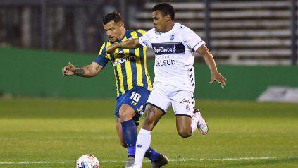 Central perdió con Gimnasia en La Plata por un gol mal convalidado