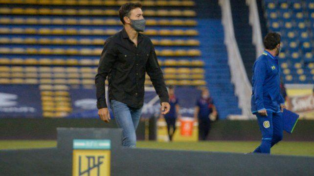 Cristian González se juega una parada Brava hoy en el Gigante.