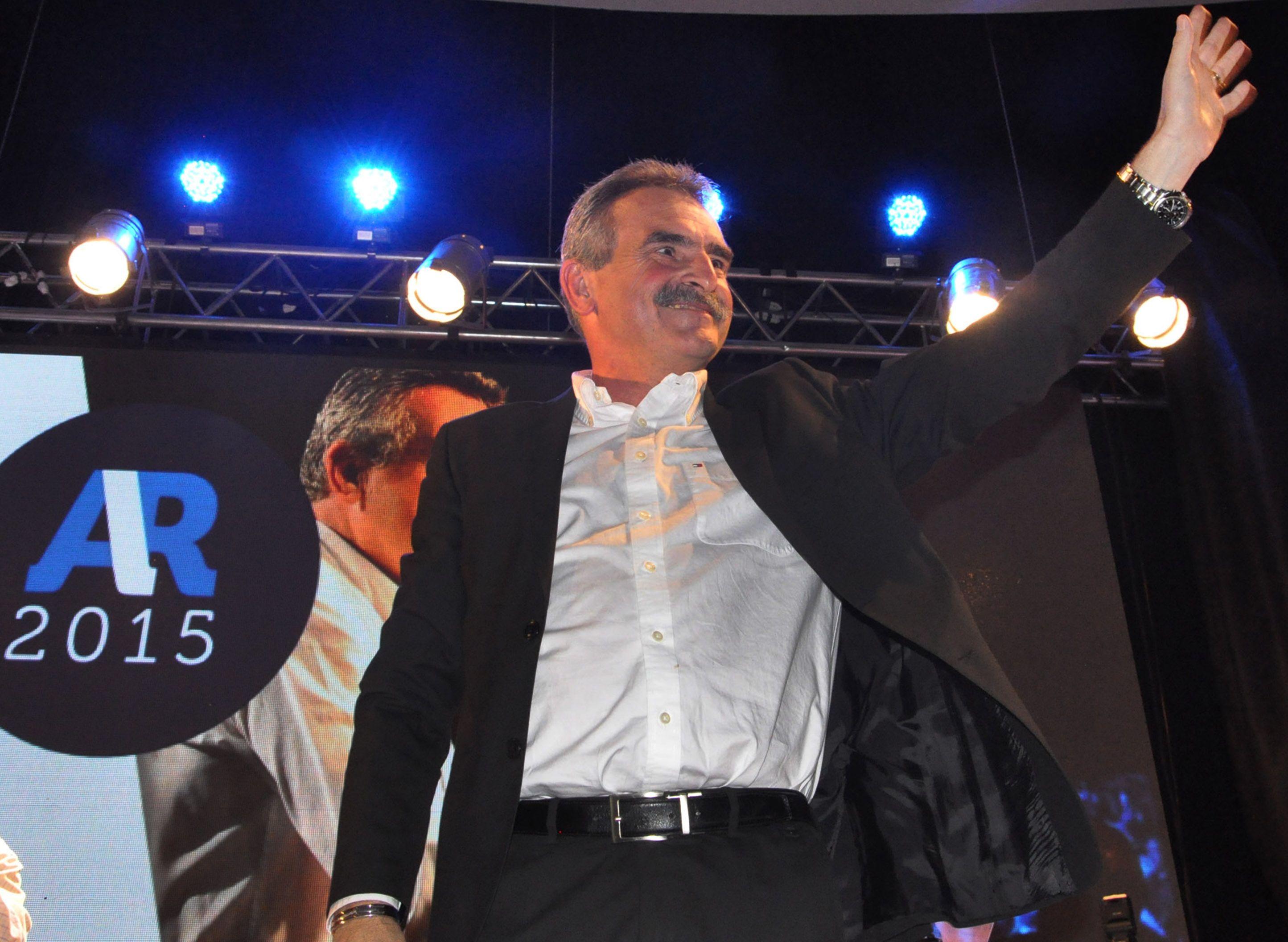 Rossi dijo que llegó a Córdoba para presentar una candidatura muy simple