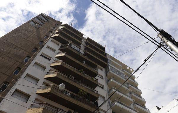 Fallo a favor. El consorcio del edificio de Mendoza 1292 demandó a la empresa de telefonía móvil.