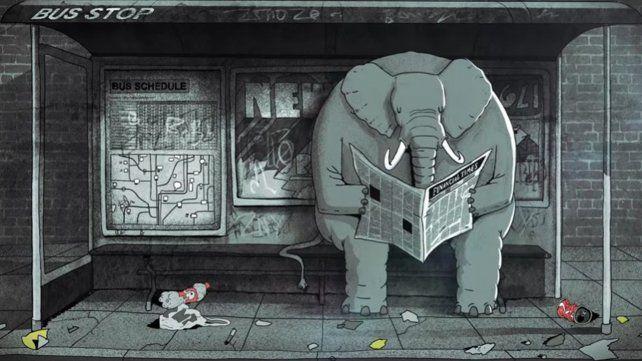 Animales, humanos y una metáfora de la sociedad de consumo