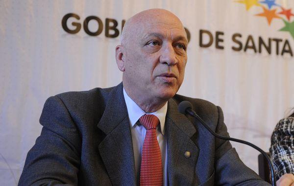 El gobernador Antonio Bonfatti elevó una carta a la ministra Débora Giorgi.