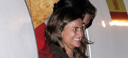 La enfermera argentina secuestrada en Somalia volvió serena y contenta