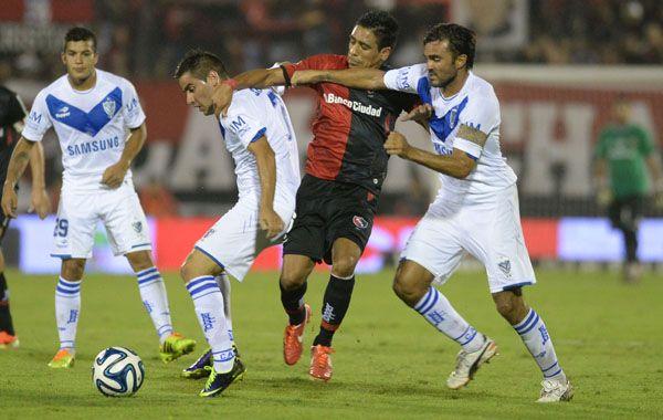 El último partido Newells-Vélez en el Parque fue en marzo de 2014