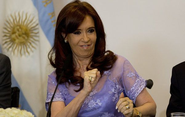 """""""Nadie desde otro Poder puede decirle a la presidenta de la Nación que se calle la boca"""""""