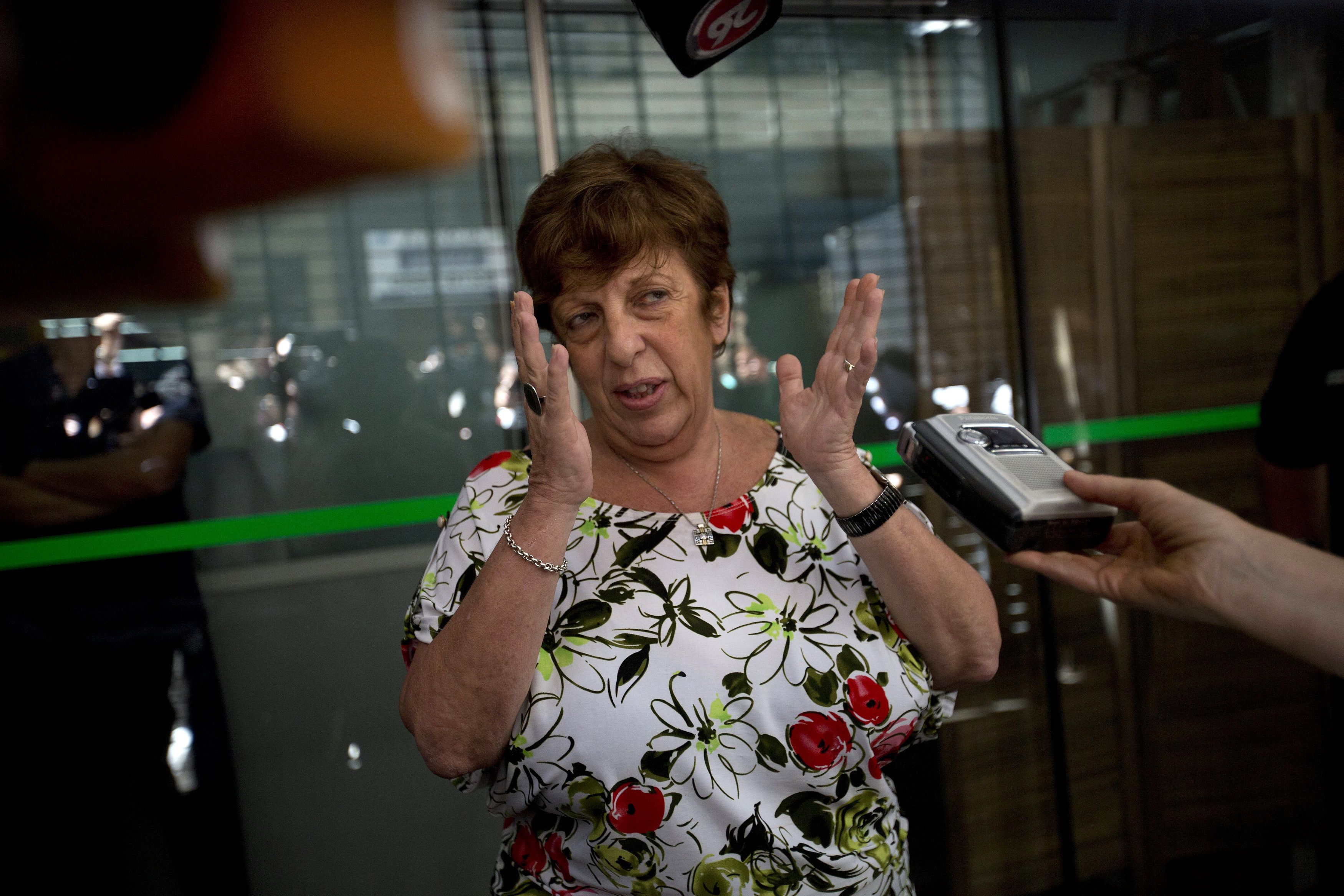 La fiscal debe establecer las causas de la muerte de Nisman. (AP)