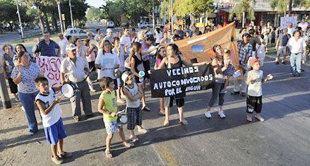 Baigorria: se agrava la provisión de agua y aumentan las quejas