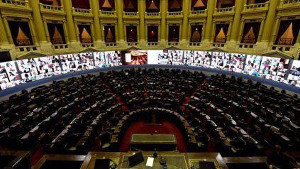 Los diputados nacionales finalmente regresarán a las sesiones presenciales