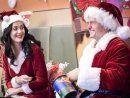 Katy Perry y Orlando Bloom celebraron la Navidad vestidos de Papá Noel