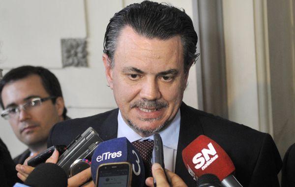 El ministro Galassi dijo que la propuesta será presentada el próximo viernes.