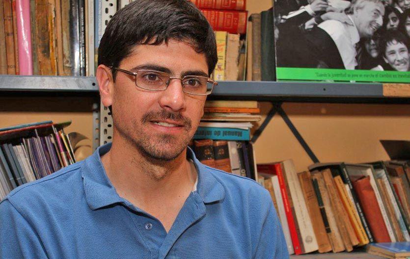 Juventud y compromiso. Sebastián Artola quiere parques industriales en la ciudad