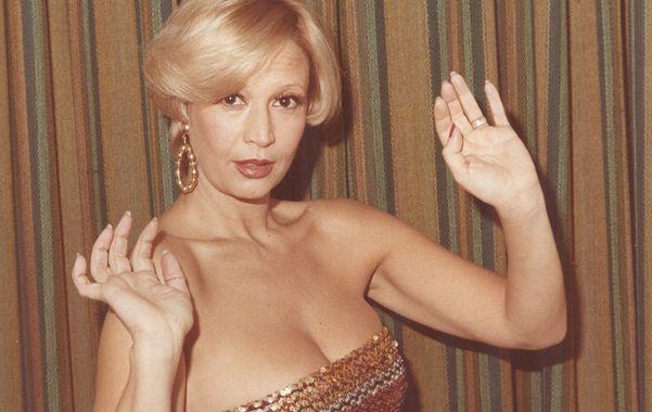 La bella secretaria de Roberto Galán fue un ícono de la TV y el cine nacional en los años 80.
