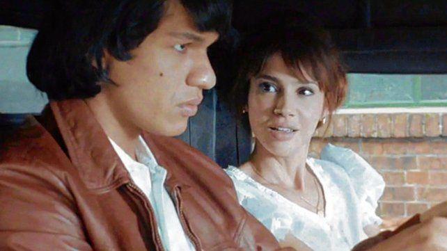 Cid en Monzón. La actriz tomó el rol de Susana Giménez.