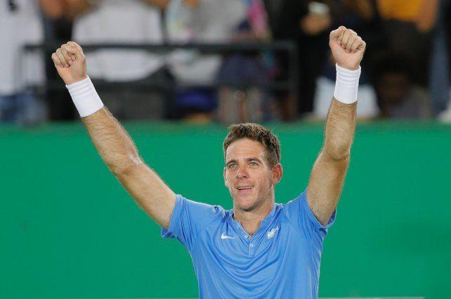 Juan Martín Del Potro continúa su travesía olímpica hoy a la tarde en el dobles junto a Máximo González ante Rafael Nadal y Marc López.