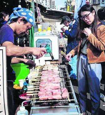 Reubicarán el mercado Tsukiji