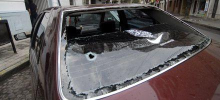Discutió con otro automovilista, se bajó el acompañante y lo mató de un tiro
