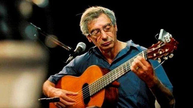 Juan Falú. El guitarrista tucumano es el director artístico del festival.