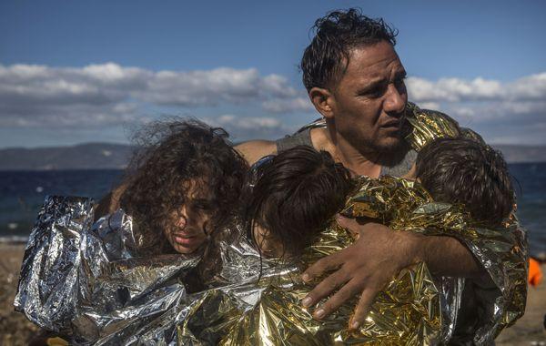 Hoy habrían sido rescatadas unas 250 personas.