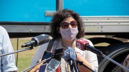 La ministra de Educación Carla Vizzotti dijo que viajar a vacunarse a Miami es una decisión individual que no tiene impacto colectivo.