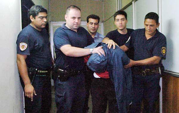 Ramón Abregó tenía 18 años cuando fue detenido por el crimen del taxista Juan Carlos Aldana.