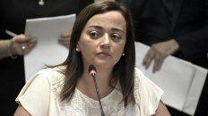 La diputada Cecilia Moreau contó que abortó a los 16 años, en el debate del plenario de comisiones.