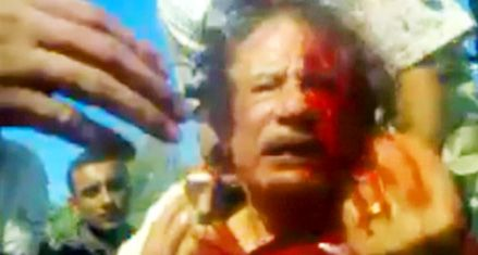La ONU investigará la muerte de Kaddafi a manos de sus captores