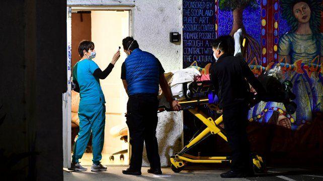 Estados Unidos superó el medio millón de muertes por coronavirus