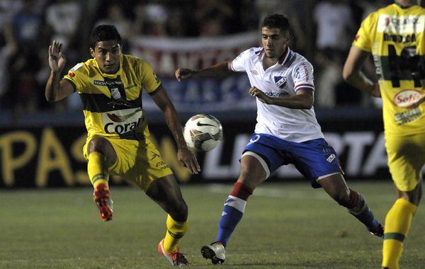 Nacional jugará con los rojinegros el 27 de febrero y el 26 de marzo.