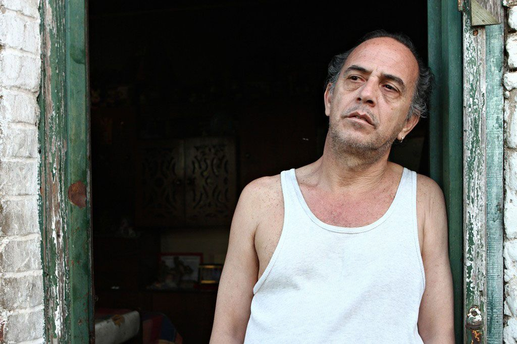 Perfil social. El filme El Perro Molina refleja la cruda realidad bonaerense desde la vida de Antonio Molina.