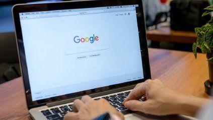 Un curioso incidente sacó de funcionamiento al portal google.com.ar este miércoles por la noche.