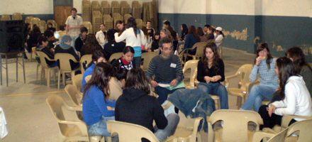 Cañada: los chicos sinceran la noche  y reconocen el problema del alcohol