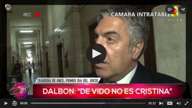 Cristina Fernández no es Julio De Vido, dijo el abogado de la expresidenta