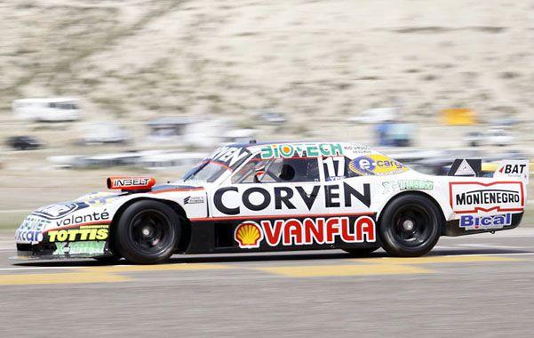 No decae el Tati. El piloto de Carreras no se baja de los primeros puestos e irá por el triunfo negado.